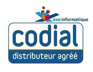 axeinformatique distributeur agréé codial