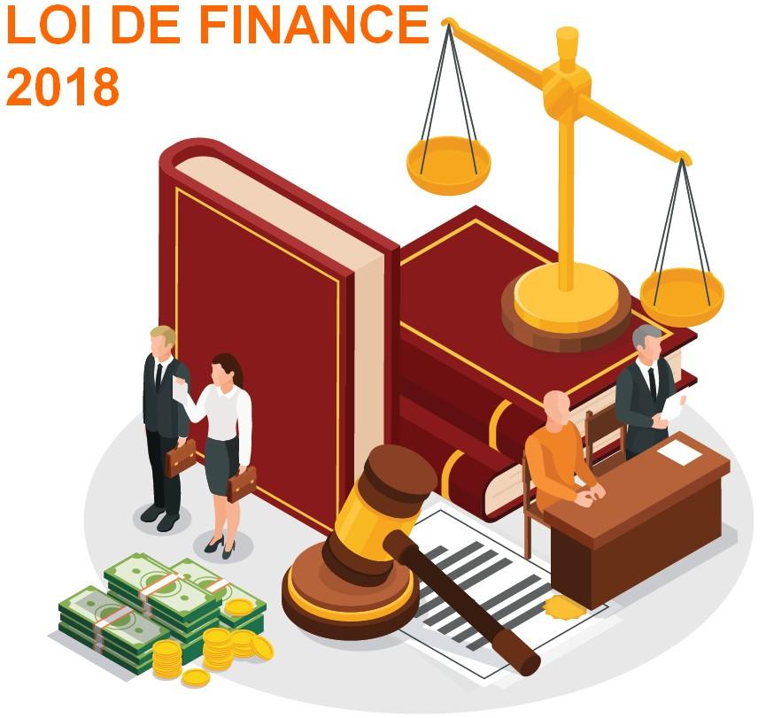 loi de finance 2018 vu par Cdoial