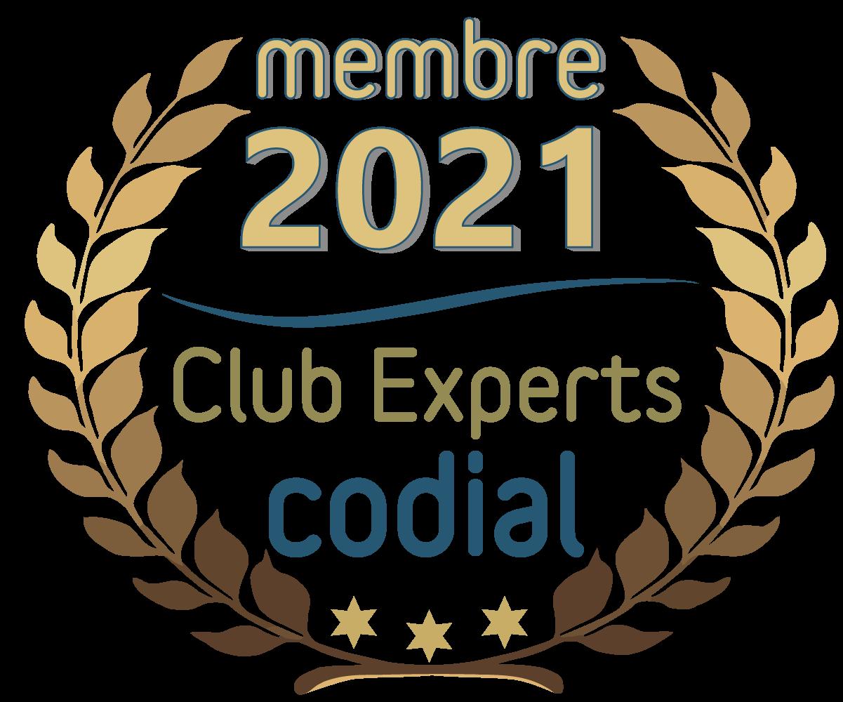 axe informatique menbre du club expert 2021 codial